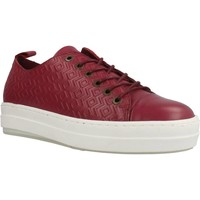 Schoenen Dames Lage sneakers Gas ROMA ETNICO Rood