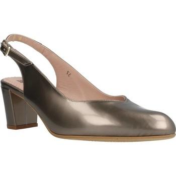 Schoenen Dames pumps Piesanto 1229 Bruin