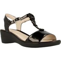 Schoenen Dames Sandalen / Open schoenen Stonefly VANITY III 11 Zwart