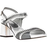 Schoenen Dames Sandalen / Open schoenen Sitges 71486 Zilver