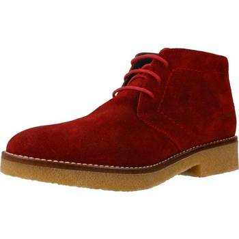 Schoenen Dames Laarzen Xicc Shoes EX212 Rood