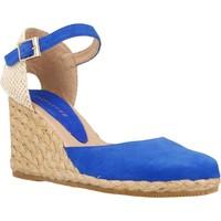 Schoenen Dames Espadrilles Equitare JONES12 Blauw