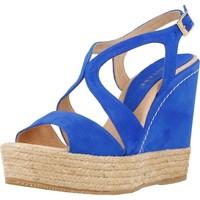 Schoenen Dames Sandalen / Open schoenen Equitare JONES29 Blauw