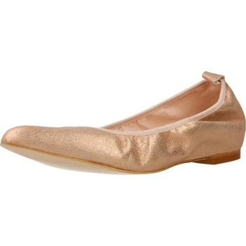 Schoenen Dames Ballerina's Mikaela 17021 Bruin