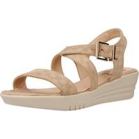 Schoenen Dames Sandalen / Open schoenen Mikaela 17083 Bruin
