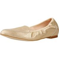 Schoenen Dames Ballerina's Mikaela 17020 Goud