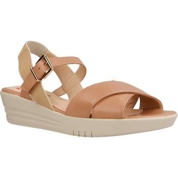 Schoenen Dames Sandalen / Open schoenen Mikaela 17101 Bruin