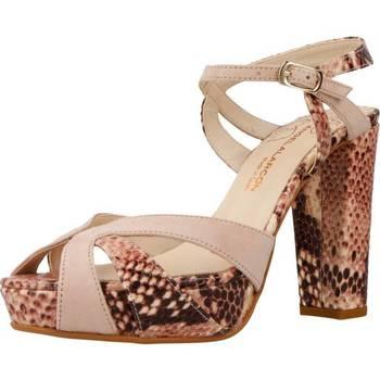 Schoenen Dames Sandalen / Open schoenen Angel Alarcon 17516 513 Roze