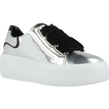 Schoenen Dames Lage sneakers Just Another Copy JACPOP001 Zilver