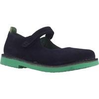 Schoenen Meisjes Derby & Klassiek B-Run 700 Blauw