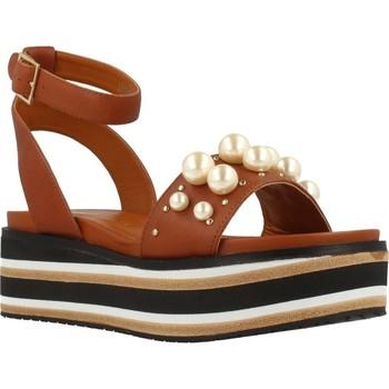 Schoenen Dames Sandalen / Open schoenen Bruno Premi R4500X Bruin