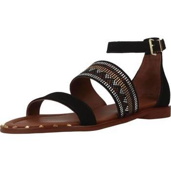 Schoenen Dames Sandalen / Open schoenen Alpe 3747 12 Zwart