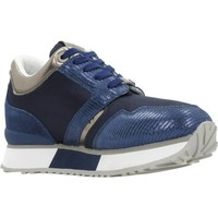 Schoenen Dames Lage sneakers Apepazza RAPHAELLE Blauw