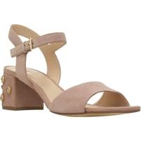 Schoenen Dames Sandalen / Open schoenen Elvio Zanon H5305P Roze