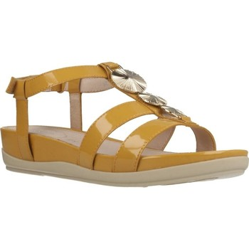 Schoenen Dames Sandalen / Open schoenen Stonefly 110300 Geel
