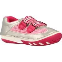 Schoenen Meisjes Lage sneakers Chicco DADO Zilver