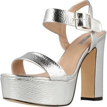 Schoenen Dames Sandalen / Open schoenen Be Different Be Yellow ROSELLA Zilver