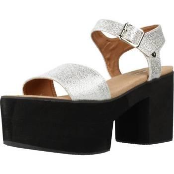 Schoenen Dames Sandalen / Open schoenen Different 64 8555 Zilver