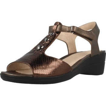 Schoenen Dames Sandalen / Open schoenen Stonefly VANITY III 9 Bruin