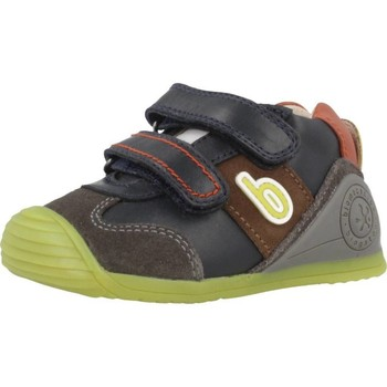 Schoenen Jongens Lage sneakers Biomecanics 181155 Blauw