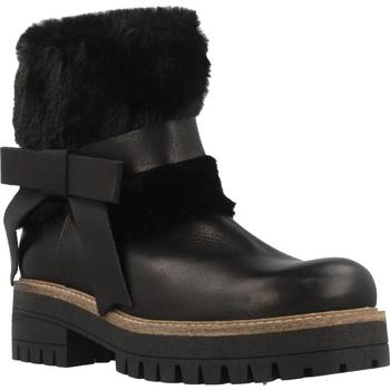 Schoenen Dames Enkellaarzen Elena 38002C Zwart