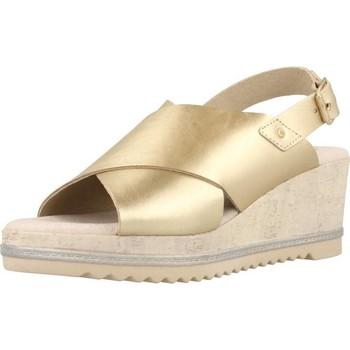 Schoenen Dames Sandalen / Open schoenen Carmela 66185C Goud