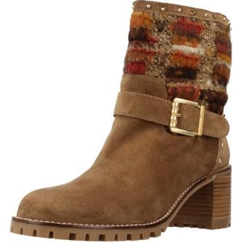 Schoenen Dames Hoge laarzen Sommits 5162 Bruin