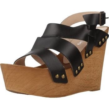 Schoenen Dames Sandalen / Open schoenen Antonio Miro 316706 Zwart