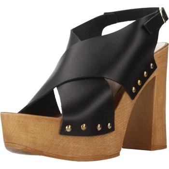 Schoenen Dames Sandalen / Open schoenen Antonio Miro 316707 Zwart