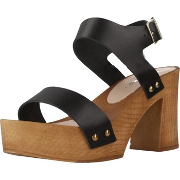 Schoenen Dames Sandalen / Open schoenen Antonio Miro 316708 Zwart