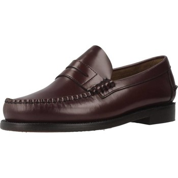 Schoenen Heren Mocassins Sebago 7000300W ANCHO ESPECIAL Rood