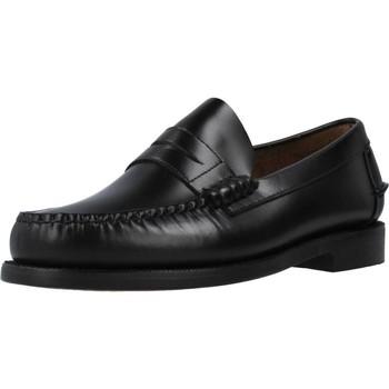 Schoenen Heren Mocassins Sebago 7000300W ANCHO ESPECIAL Zwart