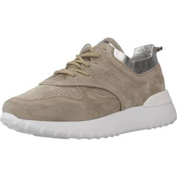 Schoenen Dames Lage sneakers Alpe 4064 11 Bruin
