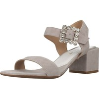 Schoenen Dames Sandalen / Open schoenen Alpe 4149 12 Grijs