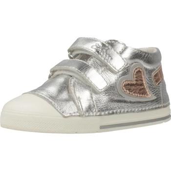 Schoenen Meisjes Hoge sneakers Chicco D0RI4NA Zilver