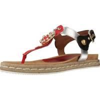 Schoenen Dames Sandalen / Open schoenen Alpe 4226 99 Rood