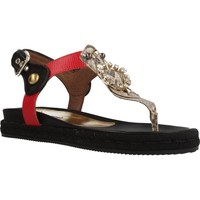 Schoenen Dames Sandalen / Open schoenen Alpe 4226 99 Zwart