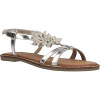 Schoenen Meisjes Sandalen / Open schoenen Gioseppo 47884G Zilver
