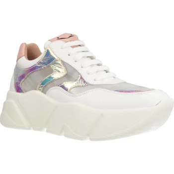 Schoenen Dames Lage sneakers Voile Blanche M0NSTER Wit