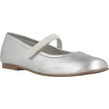 Schoenen Meisjes Ballerina's Landos 8236AE Zilver