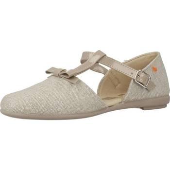 Schoenen Meisjes Derby & Klassiek Vulladi 7414 605 Zilver