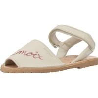 Schoenen Meisjes Sandalen / Open schoenen Ria 20090 Beige