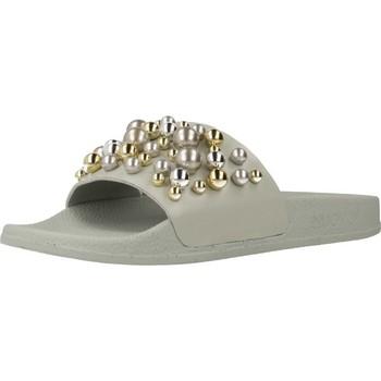 Schoenen Dames Leren slippers Inuovo 125007I Blauw