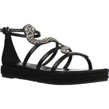 Schoenen Dames Sandalen / Open schoenen Apepazza VTN01 Zwart
