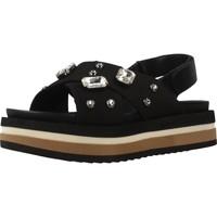 Schoenen Dames Sandalen / Open schoenen Weekend 11077W Zwart