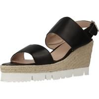 Schoenen Dames Espadrilles Antonio Miro 316308 Zwart