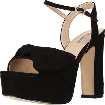 Schoenen Dames Sandalen / Open schoenen Different 64 8504 Zwart