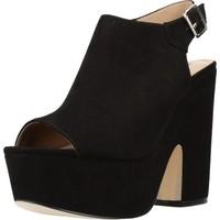 Schoenen Dames Sandalen / Open schoenen Different 64 8513 Zwart