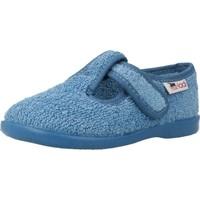 Schoenen Jongens Babyslofjes Vulladi 3112 052 Blauw