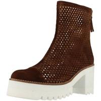 Schoenen Dames Laarzen Vo SARAV Bruin